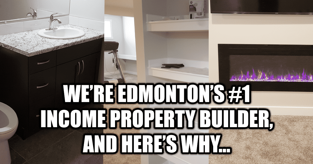 edmonton basement suite development